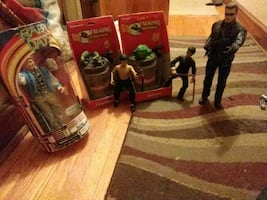 Action figures bruce lee action figuers plus