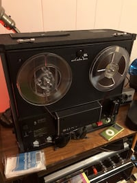 Sony reel to reel, working, but play back needs finessing