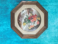 Roses Collector Plate Sarnia, N7T 3C8