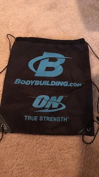 Body building draw string backpack Mount Airy, 21771