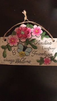 Small hanging sign NEW! Thomasville, 27360