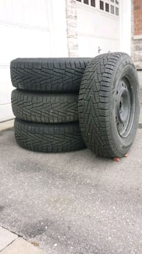 Snow tires Whitchurch-Stouffville, L4A 0R3