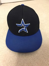 black and blue Dallas Cowboys fitted cap Eagan, 55122
