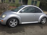 Volkswagen - New Beetle - 1998 Washington, 20024