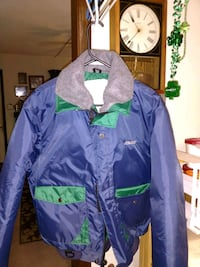 blue and green zip-up jacket Knoxville, 37918