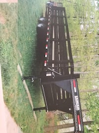 Lamar 8.5 X 25 Gooseneck Trailer Washington, 20002