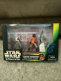 NIB Star Wars Figures Fairfax, 22030
