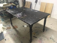 Solid Wood Craft Table London, N5W 3L1