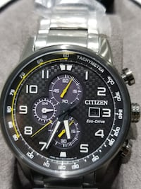 Original BNIB Citizen Eco drive watches.. with box n everything Toronto
