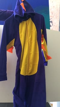 Dragon one piece suit for boys 10-12 years) Gatineau, J8P 3M4
