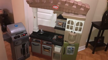 Little Tikes Kitchen/ barbecue