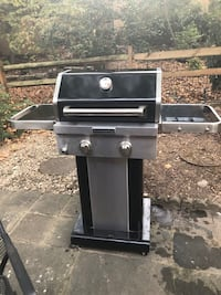 Gas Grill Kitchen Aid with Cover & Propane Tank Rockville, 20850