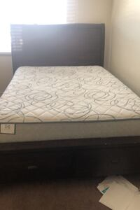 Queen size bed brake