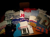 Vintage Sports Tees/Jackets Chicago, 60606