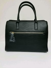 Simply Black leatherette 2-way bag Markham, L6B 1J5