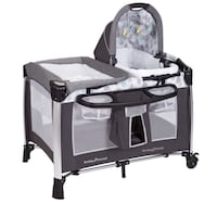 Baby trend full set play pen/bed with mattress  Mississauga, L5B 0K4