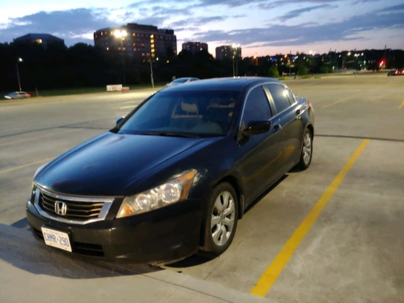 Honda - Accord - 2009 9