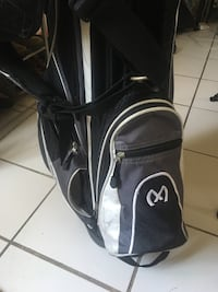 Black and white golf bag San Diego, 92107