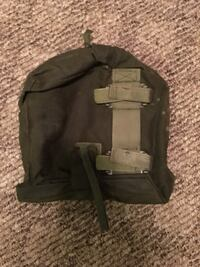 black and gray backpack carrier 1311 km