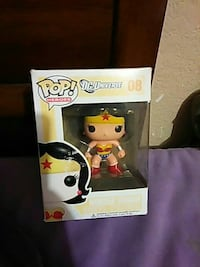 Pop! Heroes DC Universe 08 Wonder Woman