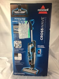 Bissell CrossWave wash and Vacuum at the same time Kitchener, N2M