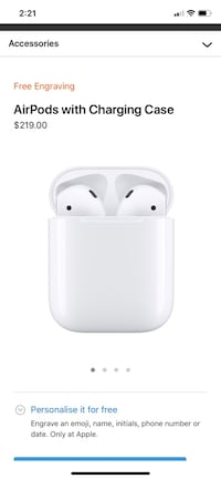 Apple AirPods Richmond Hill