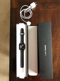 Apple Nike watch series 2 42mm. Works mint condition. Comes with box and charger. Brampton, L6P 1S8