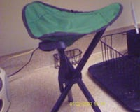 FoldingCamp Stool--Like New!!!! Arlington