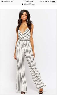 Brand new F21 jumpsuit- size M Vaughan