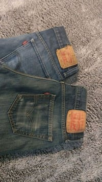 Levis 34x34 511 Jeans (2 Pairs) Fort Worth, 76131