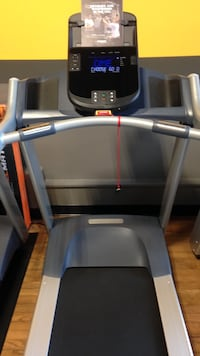 gray and black electronic treadmill Little Rock, 72211