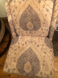 Aubusson Accent Chair. New York, 10030