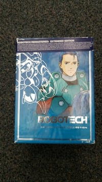 Robotech DVD collection Honolulu, 96817