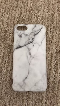White Marble iPhone 7 Case Corona, 92879