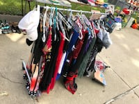 HUGE YARD SALE TODAY AND TOMORROW ONLY!!!! Lincoln Park, 48146