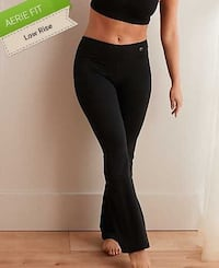 AERIE FIT ATHLETIC PANTS XS- BOOT CUT Low Rise Toronto, M6B 2A2