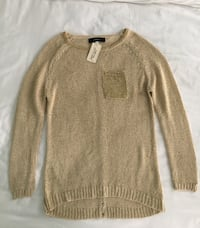 New Sweater Size M Fairfax, 22033