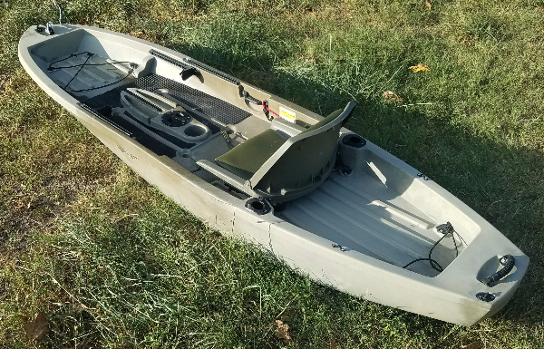 Used Ascend 10t Sit On Top Kayak 2017 For Sale In Mcallen
