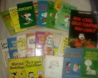 assorted-title book lot North Fort Myers, 33917