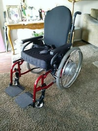 Quickie 2 electric wheel chair Garden Grove, 92840