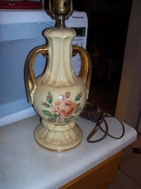 neat old lamp base, works...firm price... Corbyville
