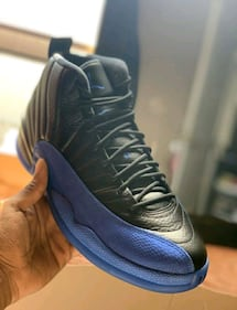 "Air Jordan 12s ""Game Royal"""