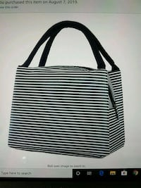 Insulated Lunch bag Edison