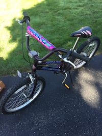 purple and black BMX bike Salem, 03079