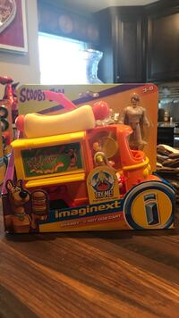 Scooby-Doo imaginext  Middlesex, 08846
