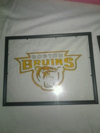 Boston Bruins stained glass art  Gatineau, J8Z 1T7