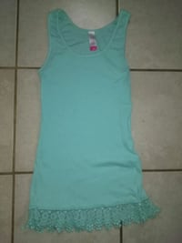 Tank top with lace bottom Oil City, 16301