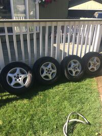 215/70 R/15 Tires St Albert, T8N 1H9