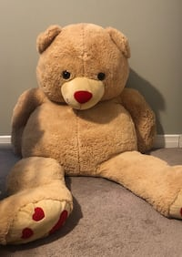 Giant Teddy Bear Ajax, L1Z 1H2