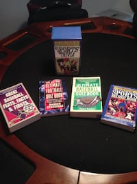 Sports Trivia - 4 Book Collection